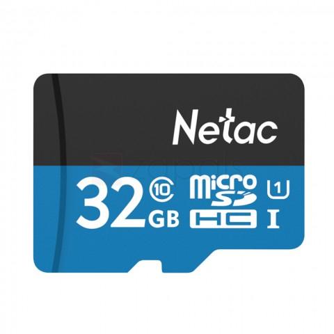 32GB - Netac P500 SDHC SD-Kaart (80MB/s, Klasse 10) @ Zapals