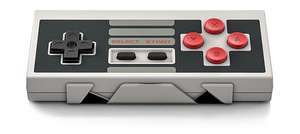 8BITDO NES30 Wireless Bluetooth controller (iOS / Android / Mac / PC / Wii) voor € 24,43 @ DX