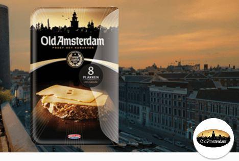 Old Amsterdam plakken: € 2,- cashback, voorverpakt of versgesneden @ Scoupy