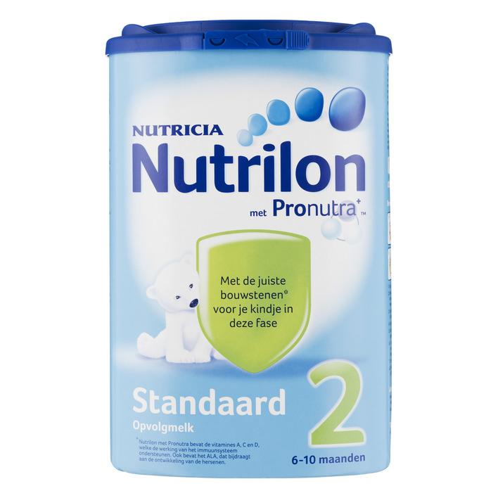 Diverse Nutrilon (2/3/4) voor €10 bij Etos
