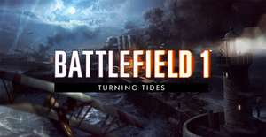 Battlefield™ 1 Turning Tides DLC gratis voor Xbox One/PS4/PC