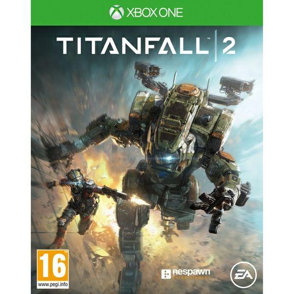 Titanfall 2 (en nog 3 games) Xbox One €7,20 inclusief verzenden