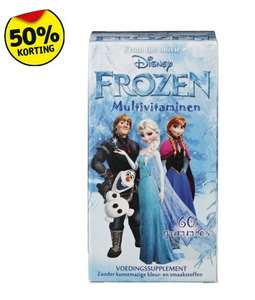 Frozen multivitaminen gummies