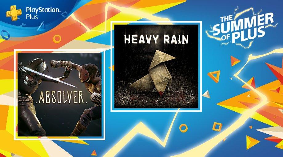PlayStation Plus games voor juli