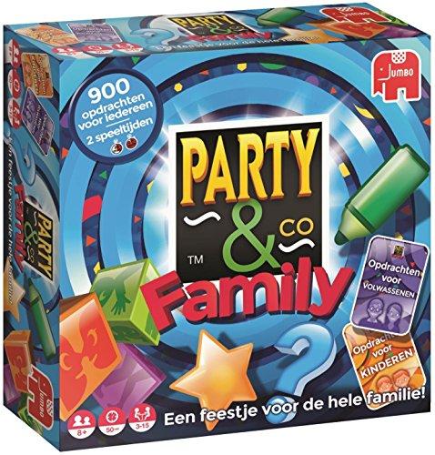 Jumbo Party & Co Family bordspel voor €8,88 @ Amazon.de