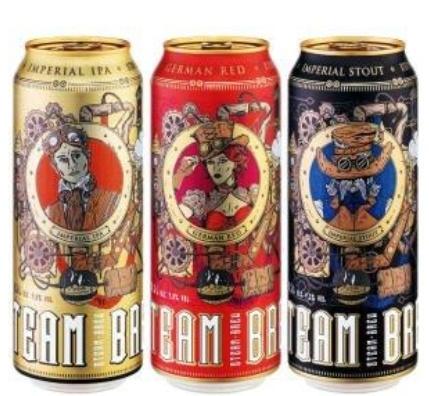 [GRENSDEAL] Speciaalbier van Steam Brew €0,55 / Coca Cola 10 blikken €3,59 / Rockstar Energy €0,85 @Lidl Duitsland