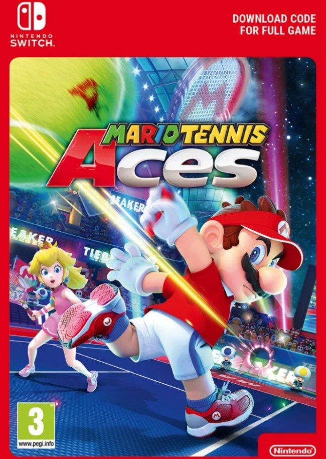Mario Tennis Aces voor Switch [digitale code]