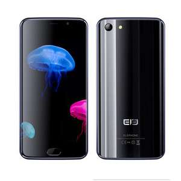 Elephone S7 5.5 Inch 4GB RAM 64GB ROM Helio X25 Deca Core 4G Smartphone voor €86,09 @ Banggood
