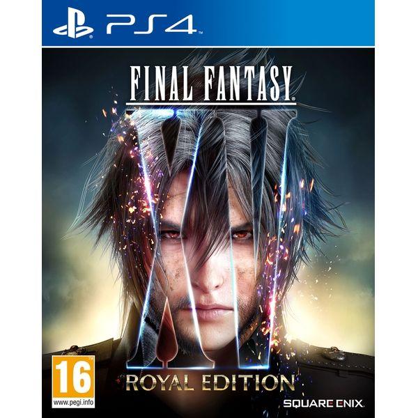 Final fantasy Royal edition ps4