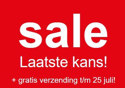 SALE: hele hoge kortingen (tot -84%) + gratis verzending t.w.v. €4,95 @ C&A