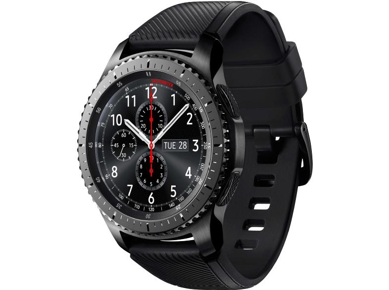 [GRENS DEAL] Mediamarkt Duitsland SAMSUNG Gear S3 Frontier Smartwatch