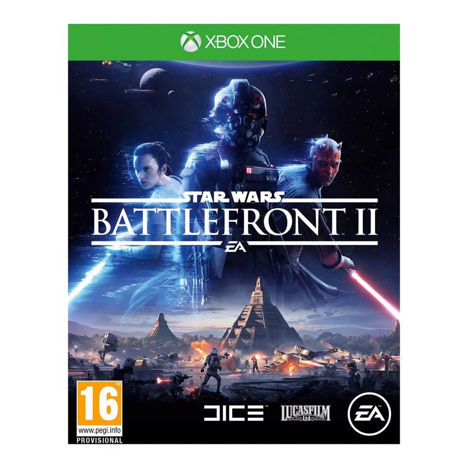 Star Wars: Battlefront II (XB1/PS4) voor €19,99 @ Wehkamp