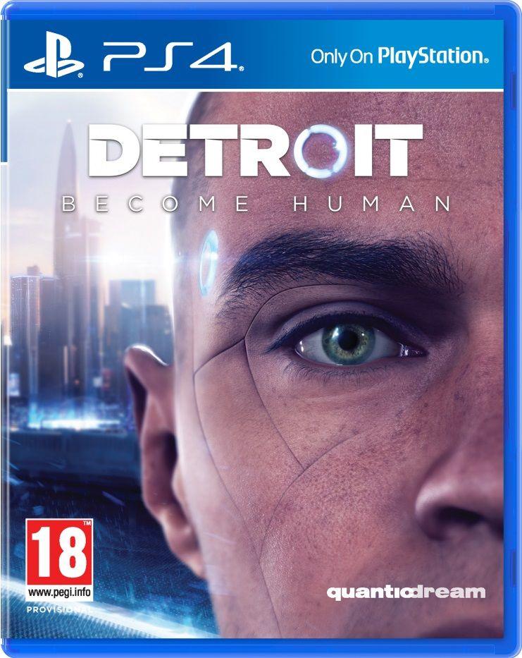 Detroit Become Human + Pre-order DLC