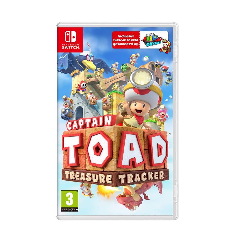 Captain toad: treasure tracker Nintendo switch @Wehkamp