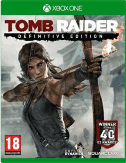 Tomb Raider: Definitive Edition (Xbox One) met artbook voor €33