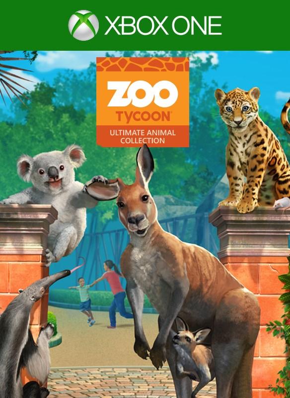 Zoo Tycoon: Ultimate Animal Collection, LocoCycle en Kalimba gratis (Games with Gold) @ Xbox Korea/Japan