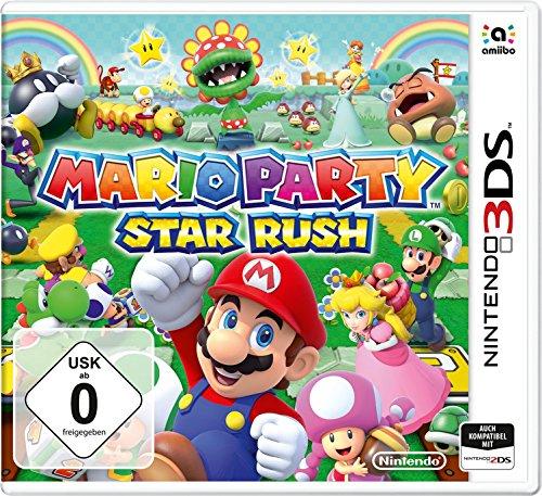 Mario Party: Star Rush (3DS) voor €16 @ Amazon.de