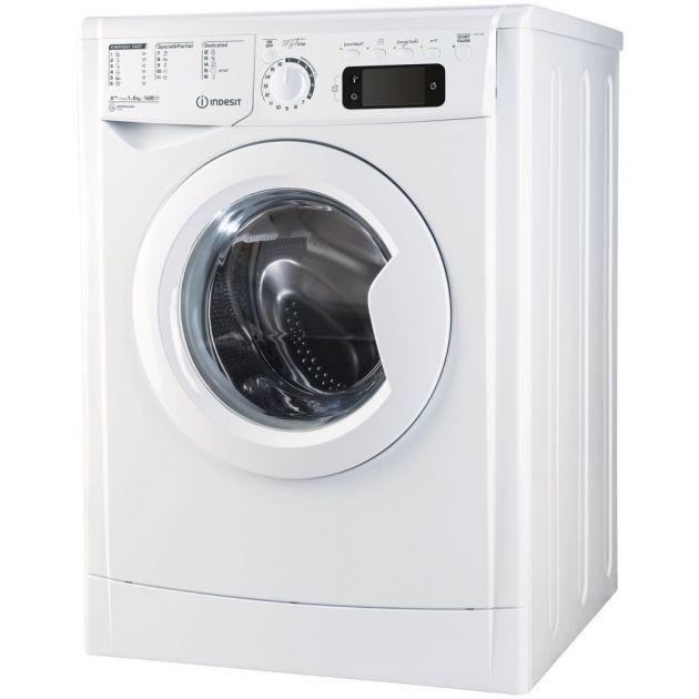 Indesit EWE 81683 W EU, A+++, 1600 toeren, 8KG wasmachine voor €296,34 @ Expert