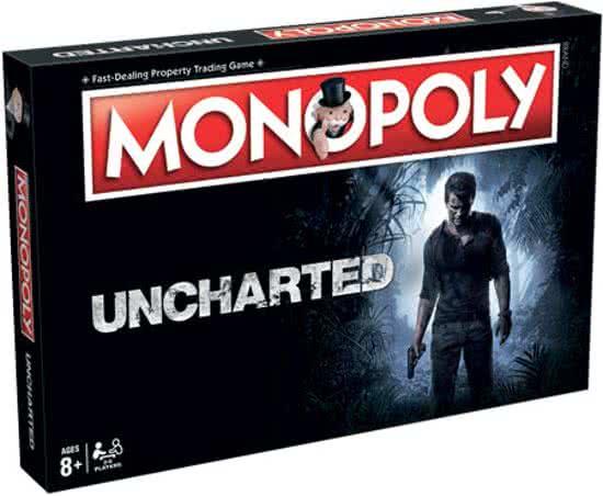 Uncharted Monopoly voor €22,99 @ Bol.com