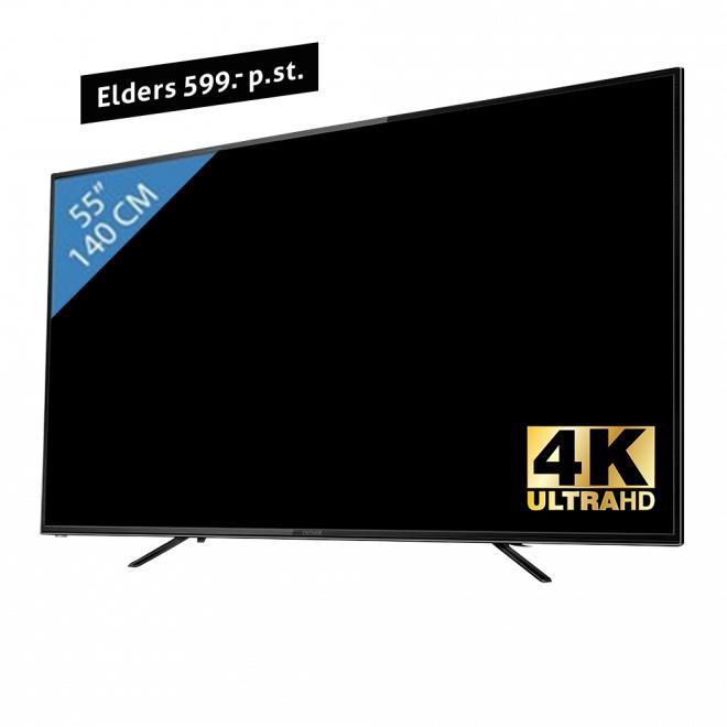 """Denver Ultra HD 4K LED TV 55"""" - 140 cm"""