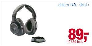 Sennheiser RS 160 Draadloze koptelefoon
