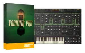 (Plugin, VST, Audio) Vacuum Pro Analog Synth by AIR Music