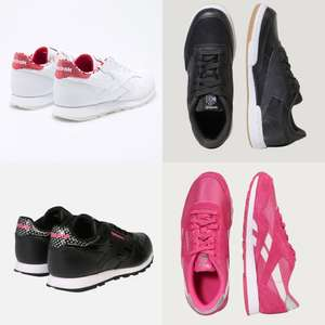 Diverse Reebok kids sneakers 70-71% korting + 20% EXTRA @ About You