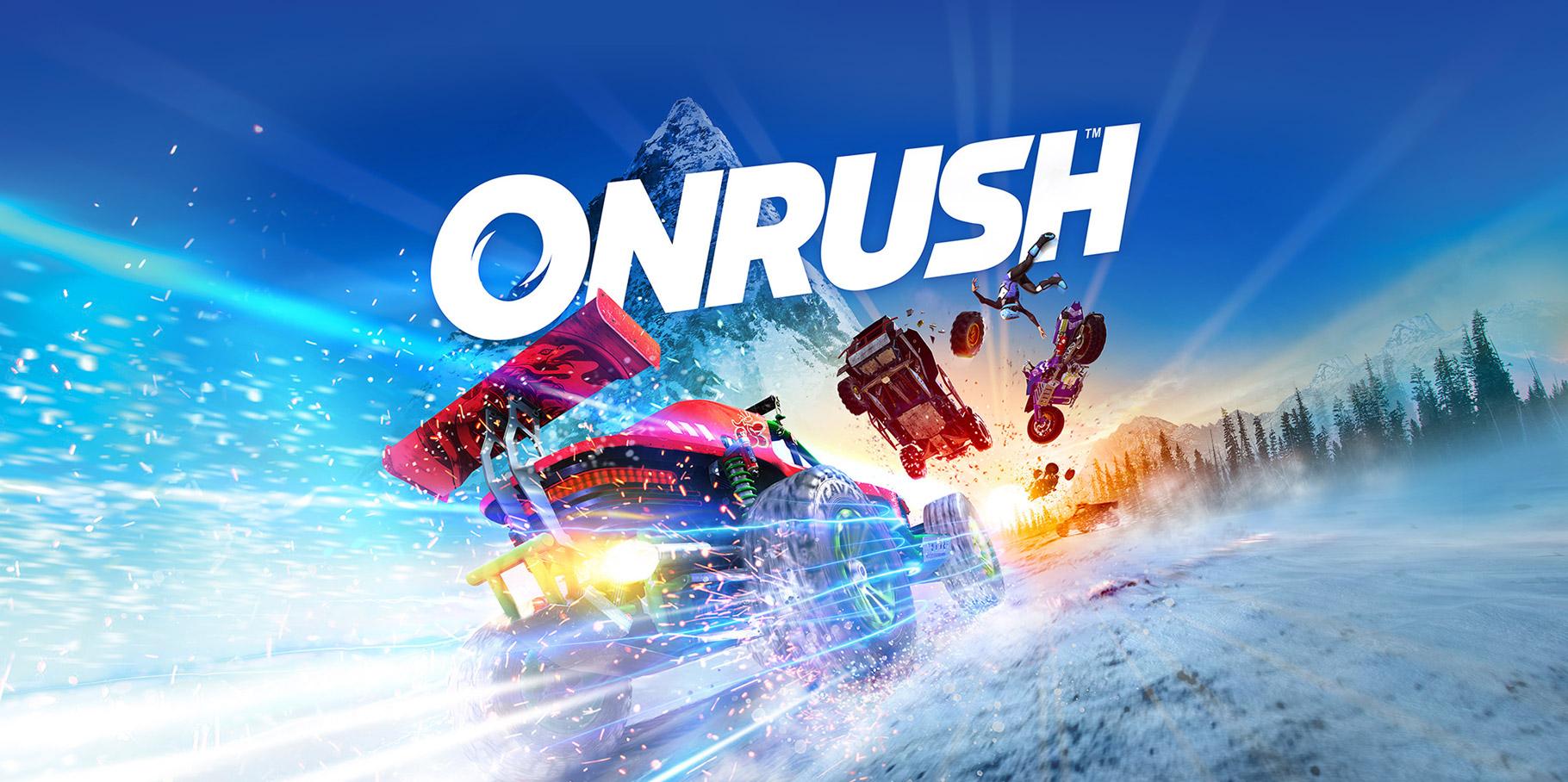 Onrush dit weekend gratis speelbaar @ PSN