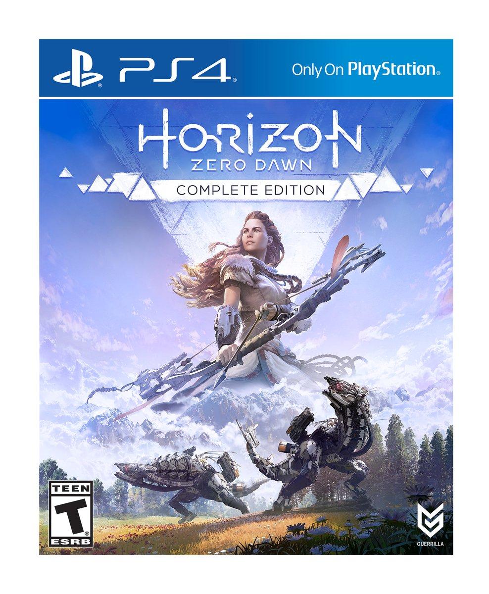 Horizon Zero Dawn: Complete editie (PS4) voor € 16,59 (PSN Store US)
