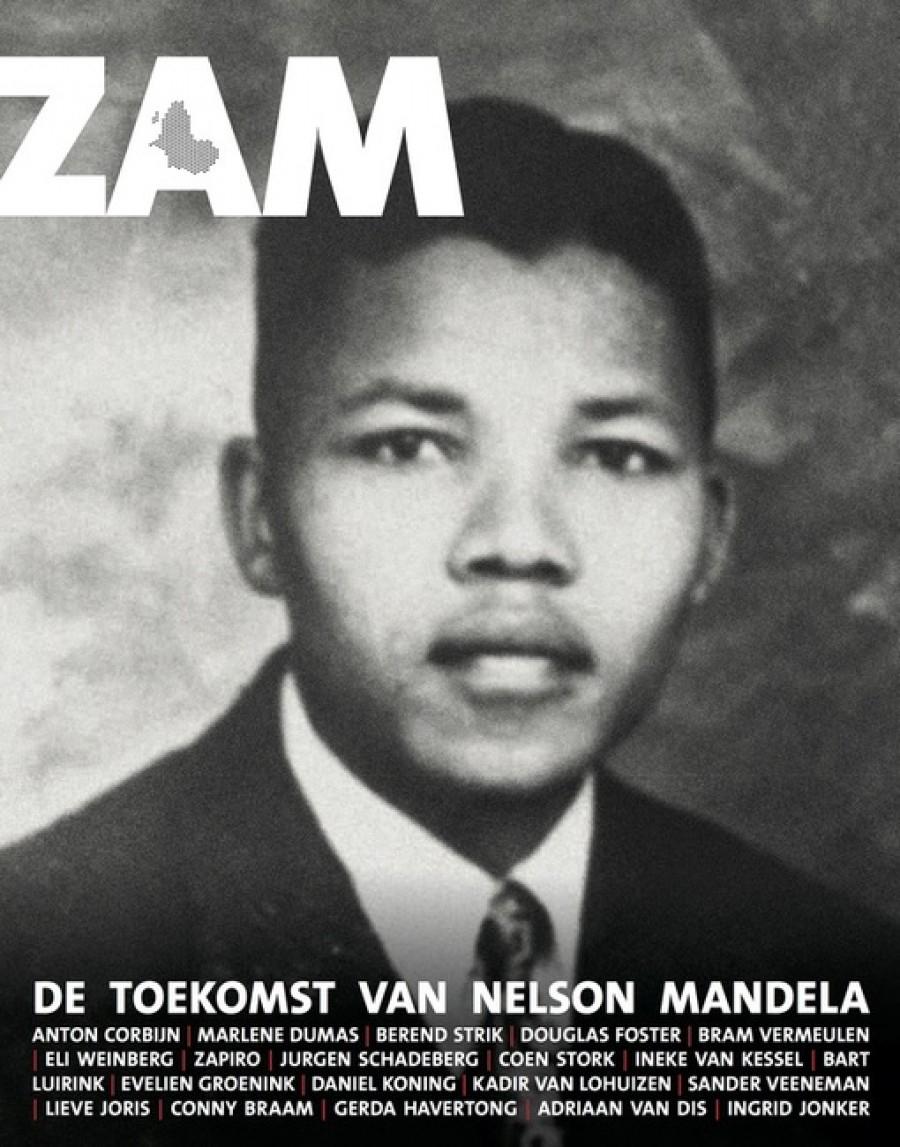 Gratis bewaarnummer 'De toekomst van Nelson Mandela'