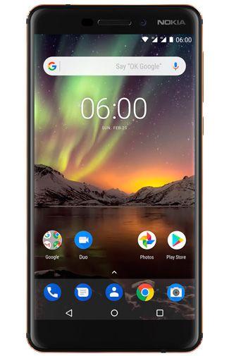 Nokia 6.1 (2018) 32GB (Simyo 1 maand abbo)