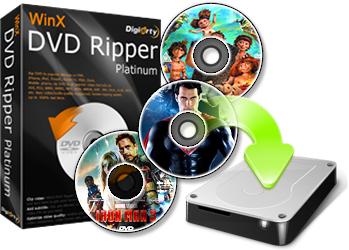 Gratis - WinX DVD Ripper Platinum v7.5.11