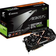 GIGABYTE AORUS GeForce GTX 1080 Ti Xtreme Edition €799