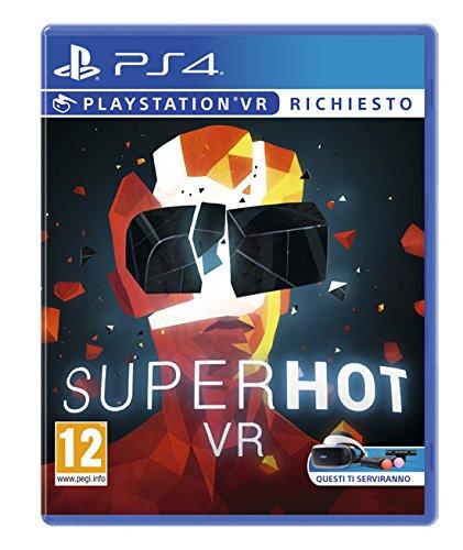 Superhot VR (PSVR) voor €13,72 @ Amazon.it