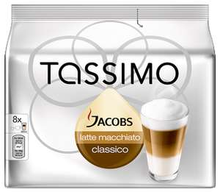 Tassimo T-discs voor €3,49 per pak na coupon @ Rossmann (Duitsland, winkels)