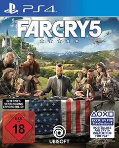 Far Cry 5 (PS4) voor €34 @ Amazon.de