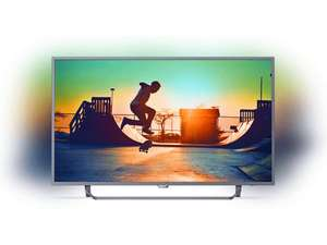 "Philips 50"" 4K Smart TV met Ambilight - €399,95"