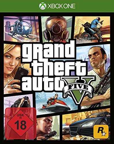 GTA V (Xbox One/PS4) voor €17 @ Amazon.de