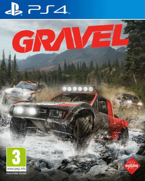 Gravel PS4 of Xbox One €25,48 met verzendkosten @ Zavvi