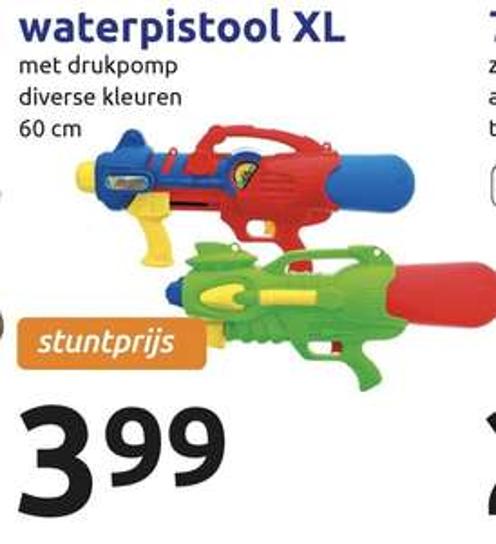 Waterpistool XL