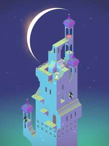 Monument Valley game voor € 1,80 @ Google Play