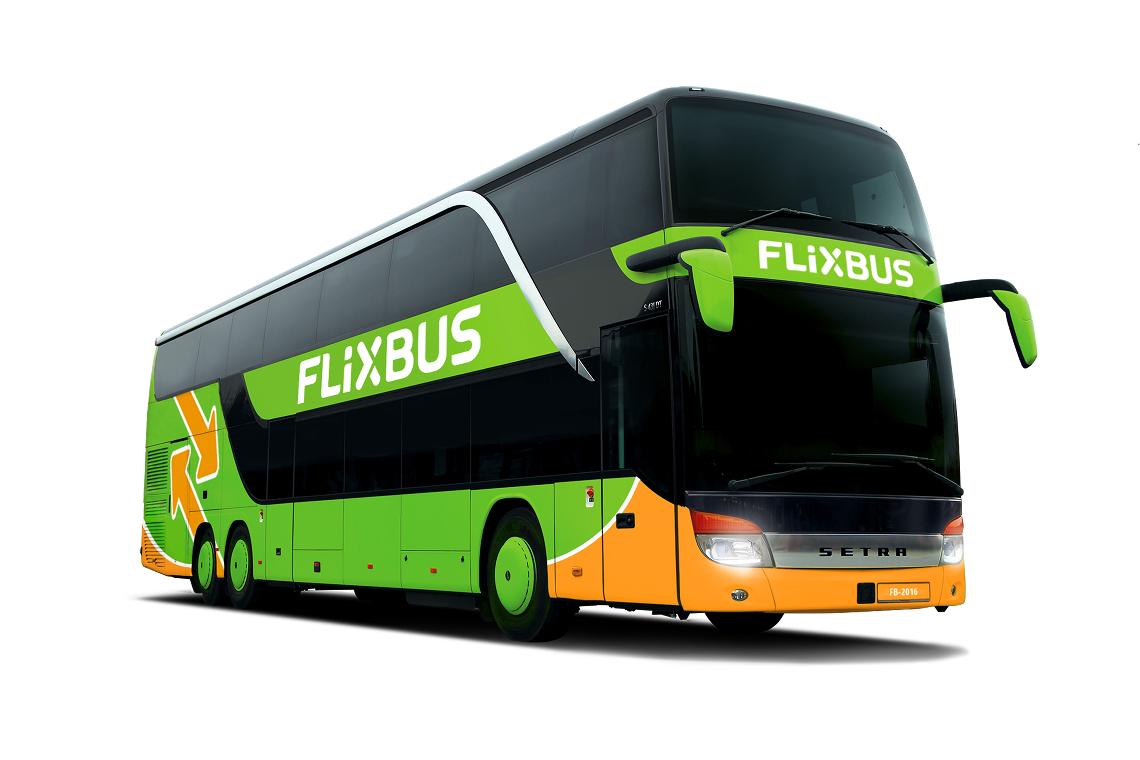 10 Zloty korting bij Flixbus