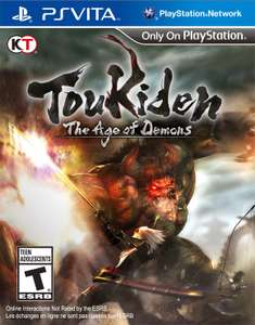 Toukiden: The Age Of Demons (PS Vita) game voor € 16,59 @ WOW HD