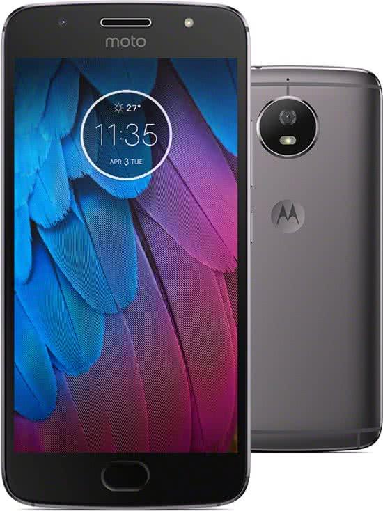 Motorola Moto G5s - 32GB voor €109 @ Bol.com