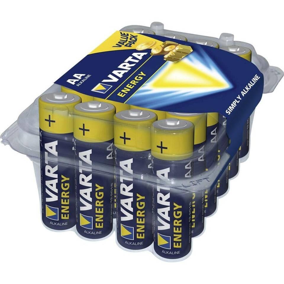 VARTA Energy AA of AAA Box 24 stuks @Blokker