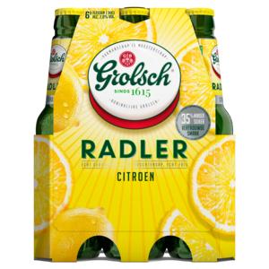 Grolsch Radler 1+1 Gratis @Poiesz supermarkten