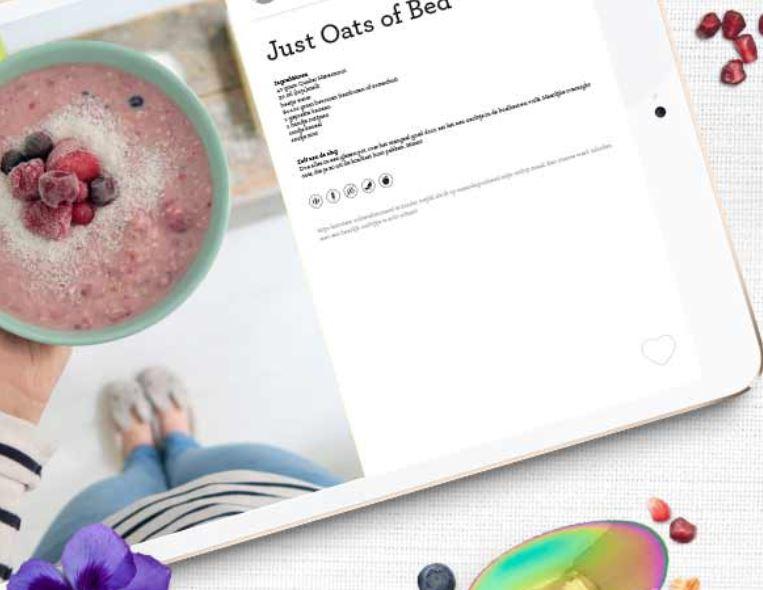 Gratis Quaker ontbijtboek (E-book download)