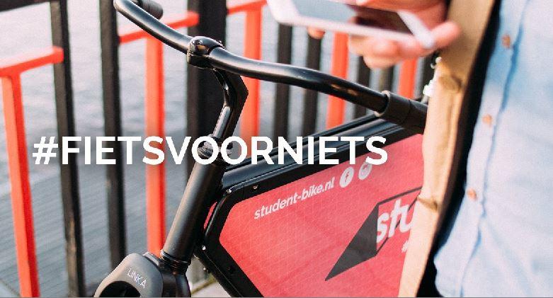 Gratis fiets voor studenten @ Student-bike