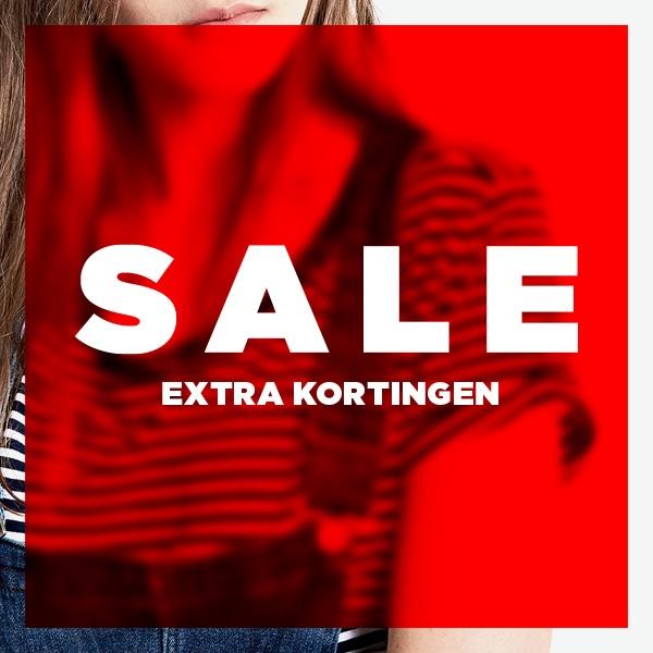 20% extra korting op afgeprijsde items @ G-Star Raw Outlet (winkels)