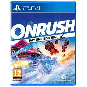 Onrush Day One Edition PS4/XB1 €28,99 @ Shop4NL